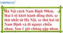Bài 58 trang 61 SBT toán 9 tập 2