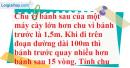 Bài 64 trang 62 SBT toán 9 tập 2