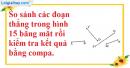 Bài 36 trang 93 SBT toán 6 tập 2