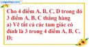 Bài 40 trang 95 SBT toán 6 tập 2