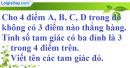 Bài 41 trang 95 SBT toán 6 tập 2