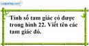 Bài 42 trang 95 SBT toán 6 tập 2