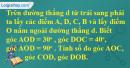 Bài 23 trang 87 SBT toán 6 tập 2