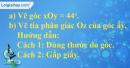 Bài 30 trang 90 SBT toán 6 tập 2
