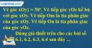 Bài 6.1, 6.2, 6.3, 6.4, 6.5, 6.6 phần bài tập bổ sung trang  SBT toán 6 tập 2