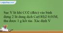 Bài 26.29 trang 61 SBT Hóa học 12