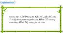 Bài 3.15 trang 139 SBT hình học 11