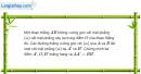 Bài 3.16 trang 145 SBT hình học 11