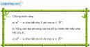 Bài 3.37 trang 132 SBT đại số và giải tích 11