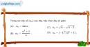 Bài 3.50 trang 134 SBT đại số và giải tích 11