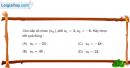Bài 3.52 trang 134 SBT đại số và giải tích 11