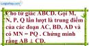 Bài 3.9 trang 138 SBT hình học 11