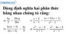 Bài 1 trang 36 SGK Toán 8 tập 1