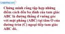 Bài 3.21 trang 145 SBT hình học 11