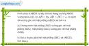 Bài 3.32 trang 152 SBT hình học 11