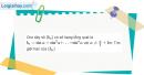 Bài 4.11 trang 157 SBT đại số và giải tích 11
