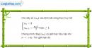 Bài 4.8 trang 157 SBT đại số và giải tích 11