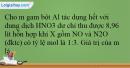 Bài 29.3; 29.4; 29.5 trang 68 SBT Hóa học 12