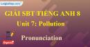 Phonetics –  Unit 7 SBT Tiếng Anh 8 mới