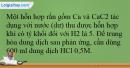 Bài 28.13 trang 67 SBT Hóa học 12