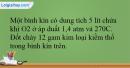 Bài 28.14 trang 67 SBT Hóa học 12