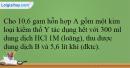 Bài 28.16 trang 68 SBT Hóa học 12