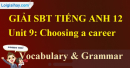 Vocabulary & Grammar - trang 28 SBT Tiếng anh 12 mới