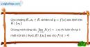 Bài 4.25 trang 166 SBT đại số và giải tích 11