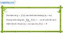 Bài 4.26 trang 166 SBT đại số và giải tích 11