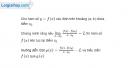 Bài 4.35 trang 171 SBT đại số và giải tích 11