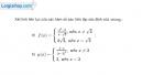 Bài 4.37 trang 171 SBT đại số và giải tích 11