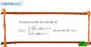 Bài 4.38 trang 171 SBT đại số và giải tích 11