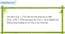 Bài 4.42 trang 172 SBT đại số và giải tích 11