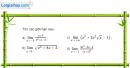 Bài 4.54 trang 173 SBT đại số và giải tích 11