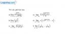 Bài 4.55 trang 173 SBT đại số và giải tích 11
