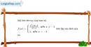 Bài 4.57 trang 174 SBT đại số và giải tích 11