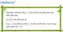 Bài 4.58 trang 174 SBT đại số và giải tích 11