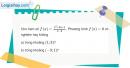 Bài 4.60 trang 174 SBT đại số và giải tích 11
