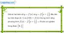 Bài 4.61 trang 175 SBT đại số và giải tích 11