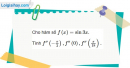 Bài 5.103 trang 216 SBT đại số và giải tích 11
