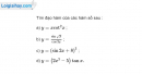 Bài 5.112 trang 217 SBT đại số và giải tích 11