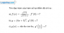 Bài 5.114 trang 217 SBT đại số và giải tích 11