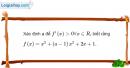 Bài 5.116 trang 217 SBT đại số và giải tích 11