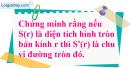 Bài 5.27 trang 203 SBT đại số và giải tích 11