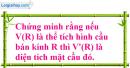 Bài 5.28 trang 203 SBT đại số và giải tích 11