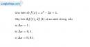 Bài 5.82 trang 212 SBT đại số và giải tích 11