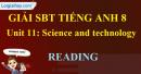 Reading – Unit 11 SBT Tiếng Anh 8 mới