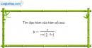 Bài 5.41 trang 207 SBT đại số và giải tích 11