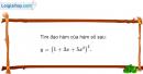 Bài 5.45 trang 207 SBT đại số và giải tích 11