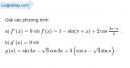 Bài 5.49 trang 208 SBT đại số và giải tích 11